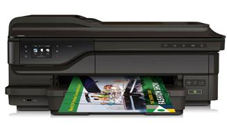 HP Officejet 7610 impresora pymes