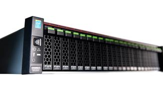 Almacenamiento Flash Fujitsu ETERNUS DX200F