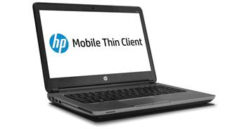 Thin client HP mt 41