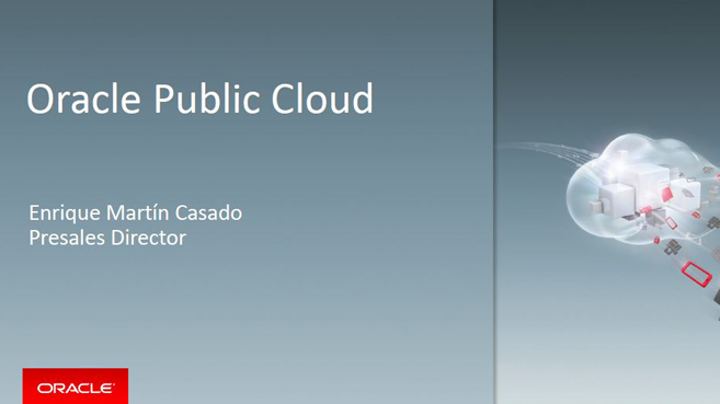 Oracle Public Cloud | Whitepapers | Documentos Computerworld