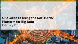 sap hana whitepaper